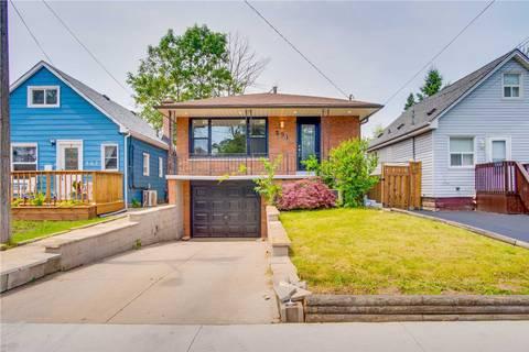 House for sale at 591 Corbett St Hamilton Ontario - MLS: X4514947