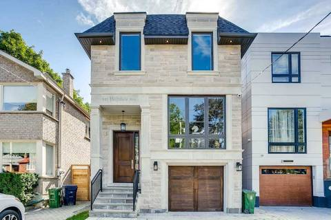 House for sale at 591 Hillsdale Ave Toronto Ontario - MLS: C4663022