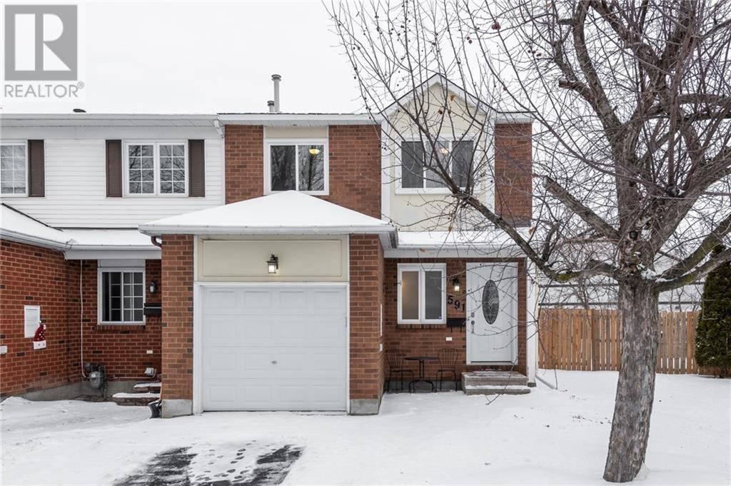 Townhouse for sale at 591 Latour Cres Ottawa Ontario - MLS: 1178482