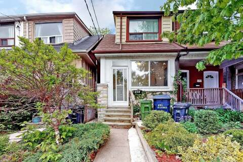 Townhouse for sale at 591 Rhodes Ave Toronto Ontario - MLS: E4779154