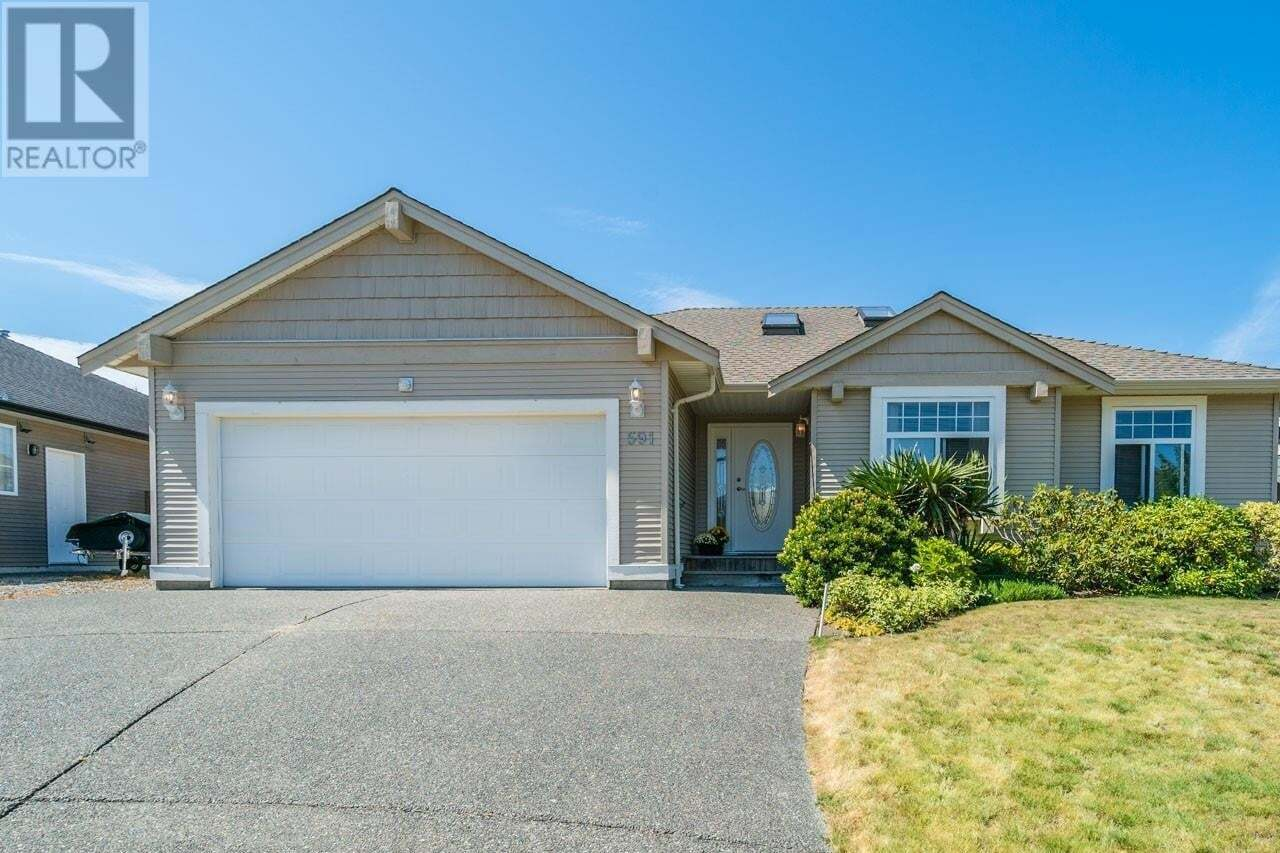 House for sale at 591 Vine  Parksville British Columbia - MLS: 851501