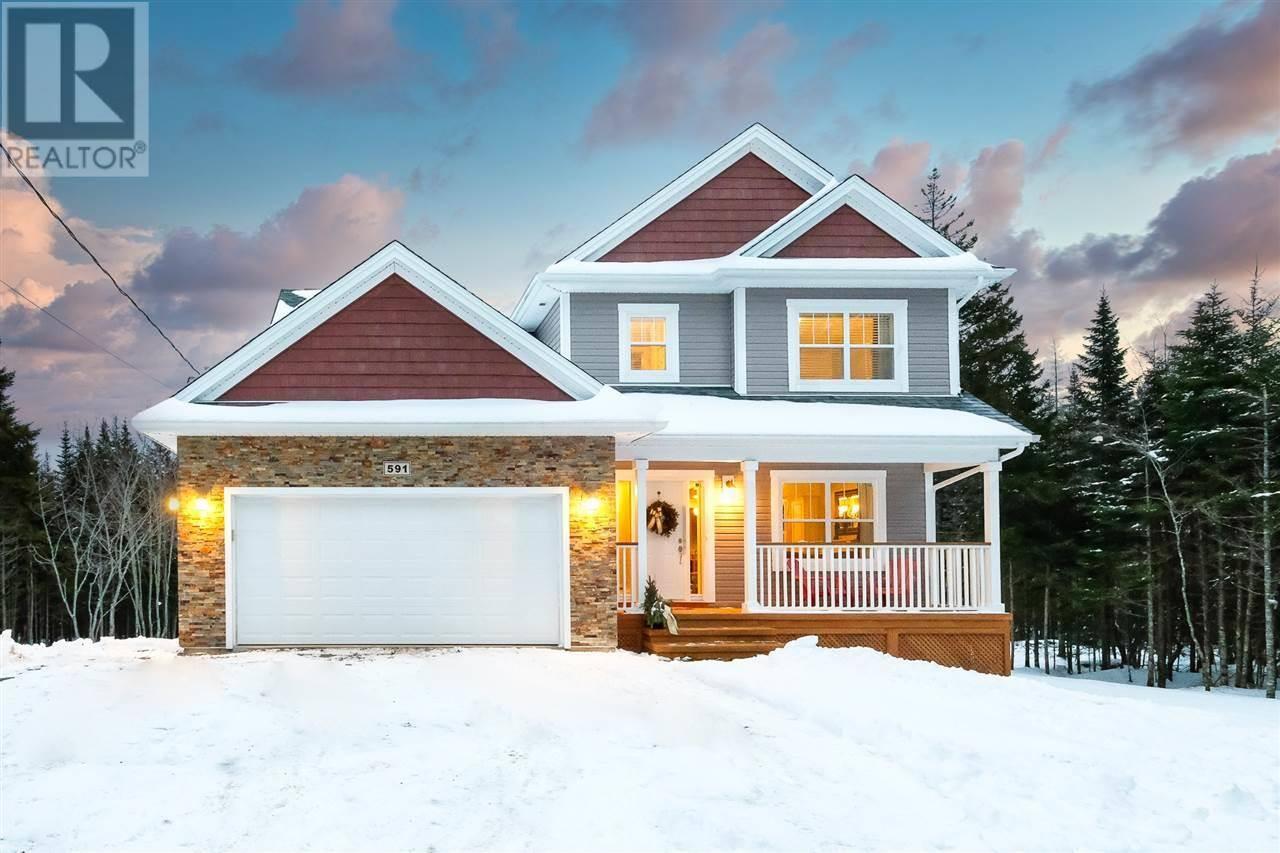 House for sale at 591 Viscount Run Lucasville Nova Scotia - MLS: 202003363