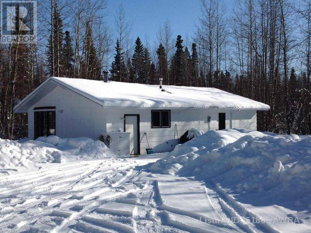 House for sale at 591016 Range Rd Whitecourt Rural Alberta - MLS: 51865