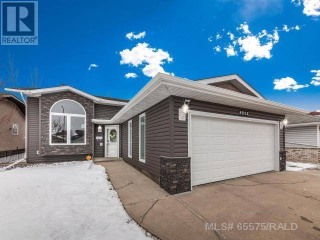 House for sale at 5911 41st St Lloydminster West Alberta - MLS: 65575