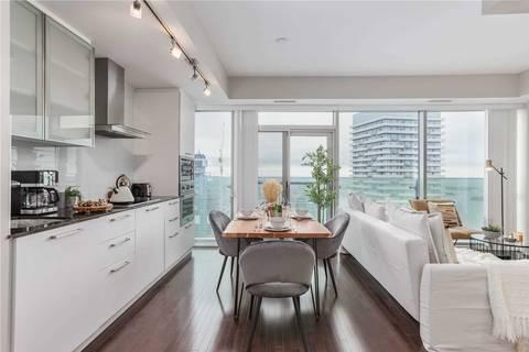 Apartment for rent at 14 York St Unit 5912 Toronto Ontario - MLS: C4735935