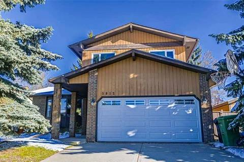 House for sale at 5912 Dalcastle Cres Northwest Calgary Alberta - MLS: C4283088