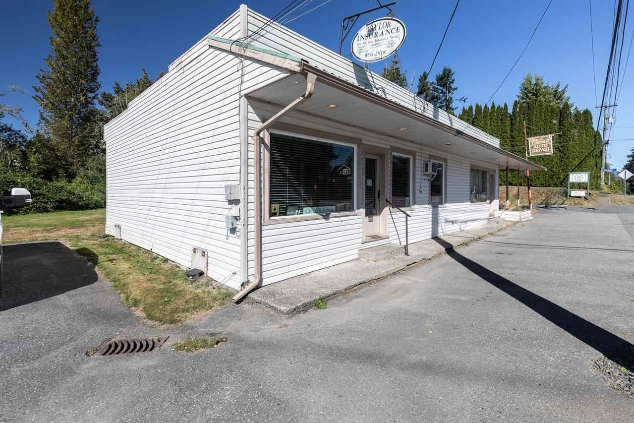 Commercial property for sale at 5913 Mt.lehman Rd Abbotsford British Columbia - MLS: C8033988