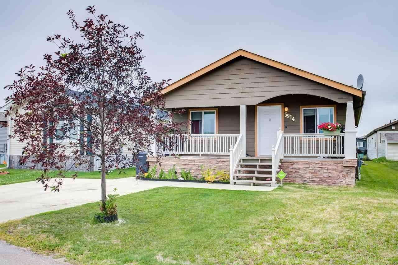 Residential property for sale at 5914 Fontaine Dr Cold Lake Alberta - MLS: E4181912