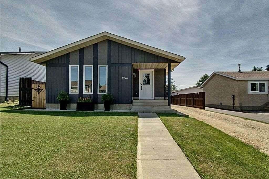 House for sale at 5915 10 Av NW Edmonton Alberta - MLS: E4203761