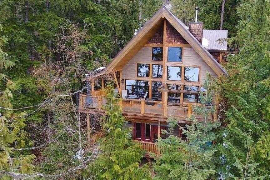 House for sale at 5915 Burnham Road  Nakusp British Columbia - MLS: 2451494
