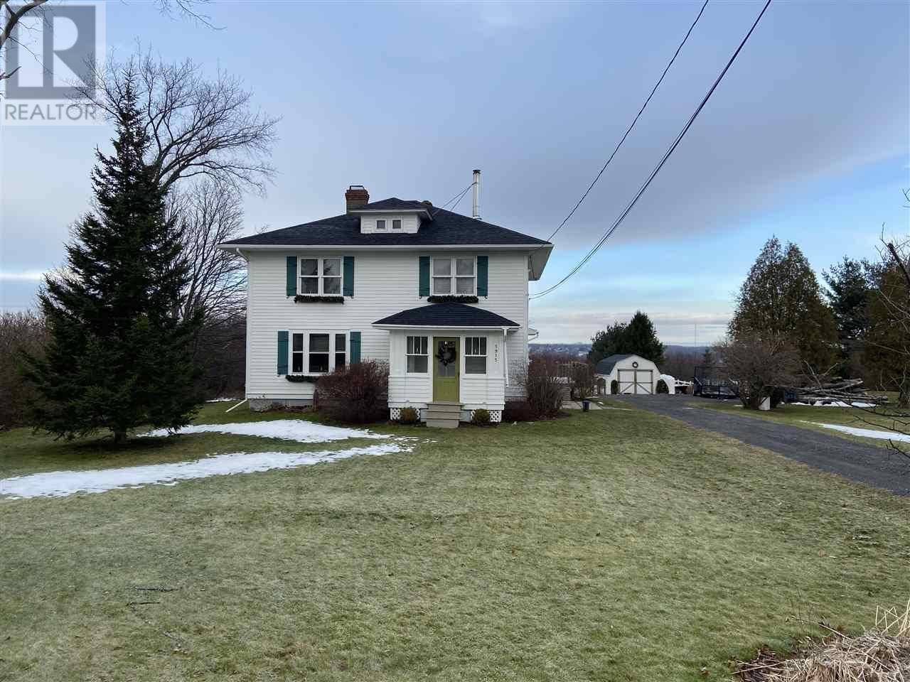 House for sale at 5915 Pictou Landing Rd Pictou Landing Nova Scotia - MLS: 201919413