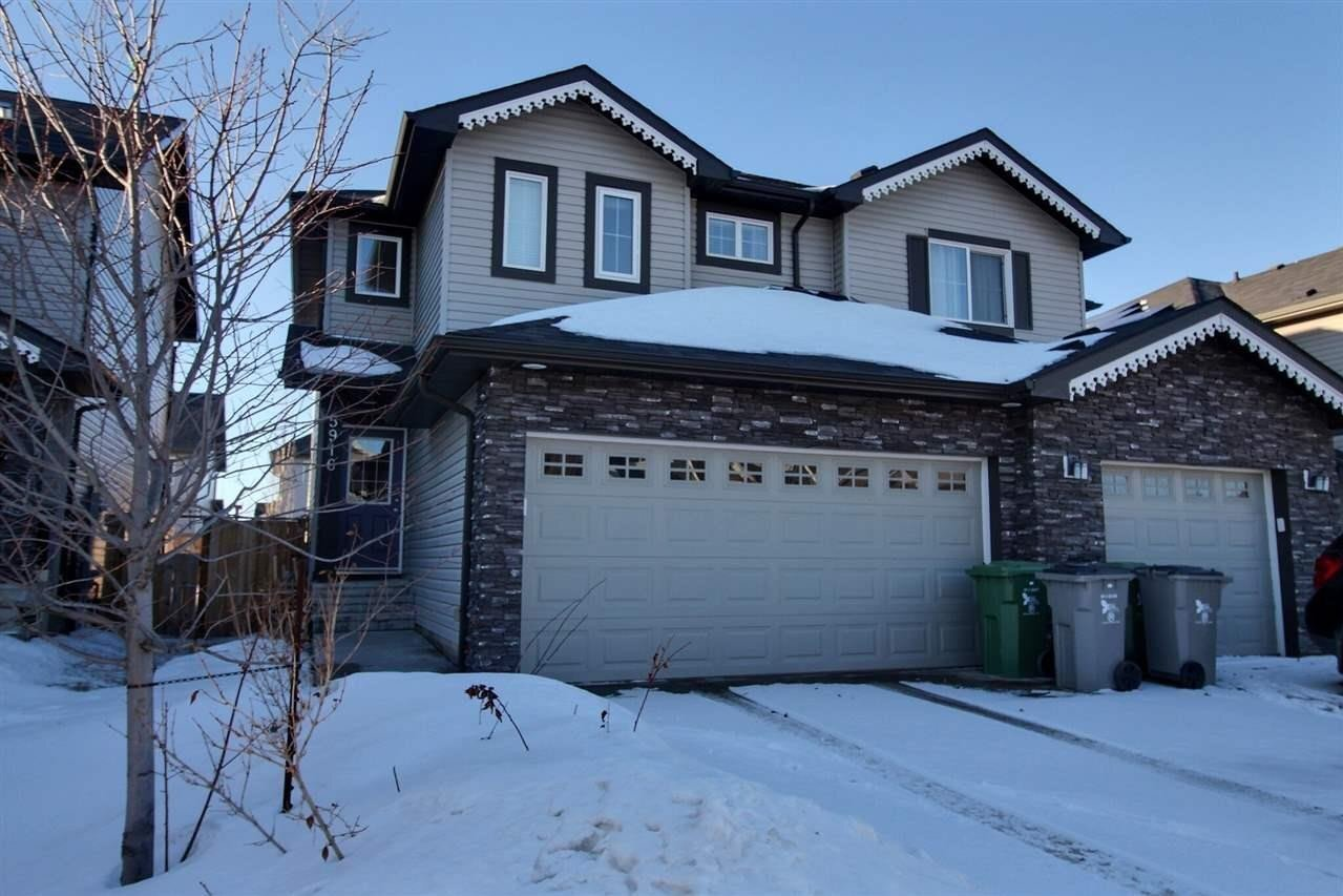 Townhouse for sale at 5916 63 St Beaumont Alberta - MLS: E4225209