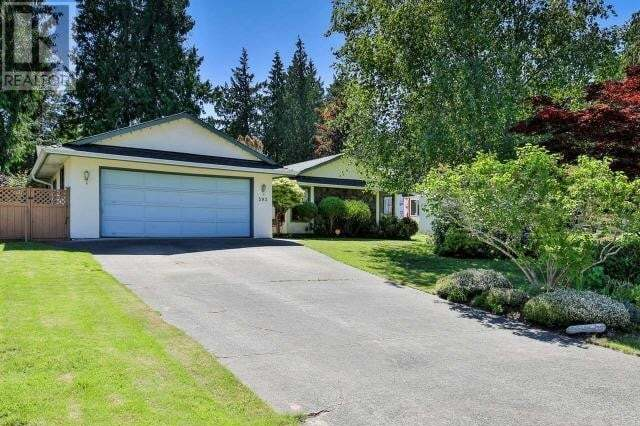 House for sale at 592 Eaglecrest Dr Qualicum Beach British Columbia - MLS: 469501