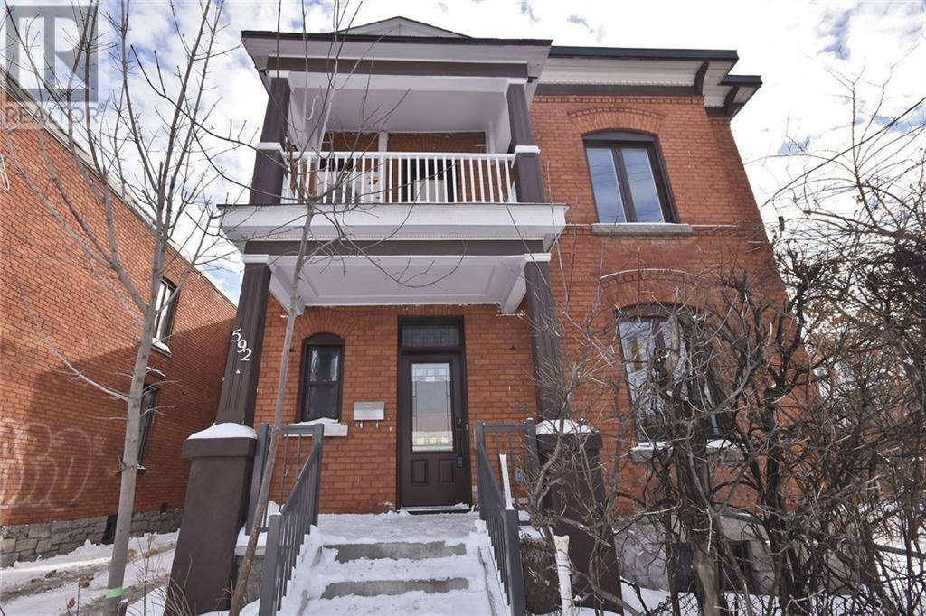 Commercial property for lease at 592 Gladstone Ave Ottawa Ontario - MLS: 1179729