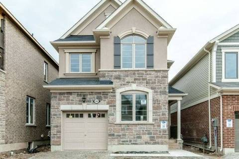 House for sale at 592 Juneberry Ct Milton Ontario - MLS: W4453858