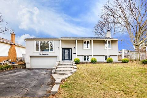 House for sale at 592 Rosedale Cres Burlington Ontario - MLS: W4727059