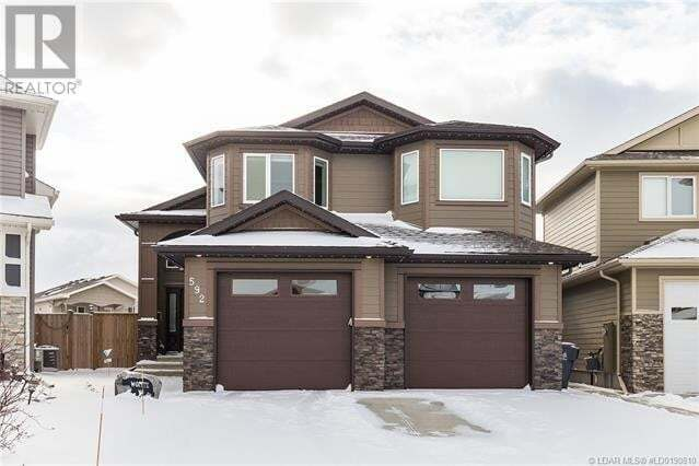 House for sale at 592 Sixmile Cres Lethbridge Alberta - MLS: LD0190810