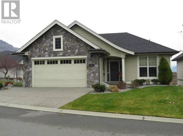 House for sale at 592 Stoneridge Dr Kamloops British Columbia - MLS: 154277