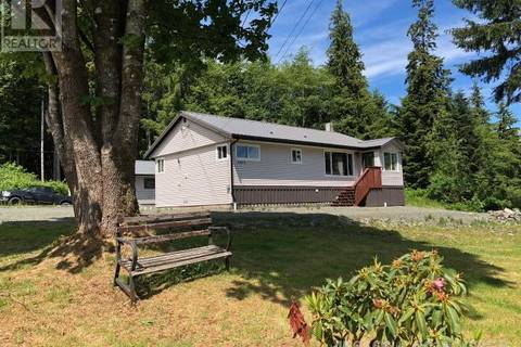 House for sale at 5920 Hardy Bay Rd Port Hardy British Columbia - MLS: 456566