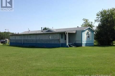 Residential property for sale at 592065 Range Rd Whitecourt Rural Alberta - MLS: 49384