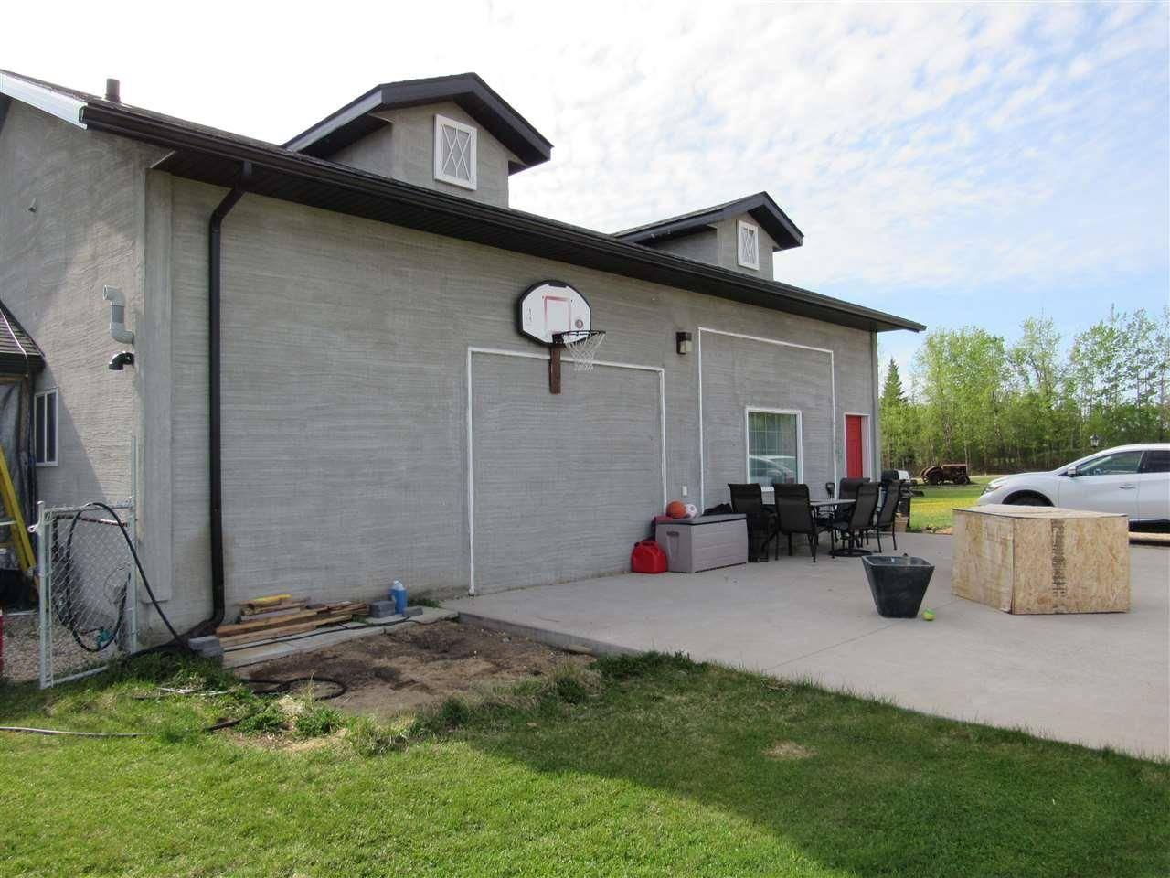 House for sale at 59218 Rr35  Rural Barrhead County Alberta - MLS: E4157971