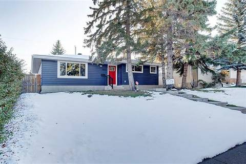 House for sale at 5927 Lockinvar Rd Southwest Calgary Alberta - MLS: C4281099