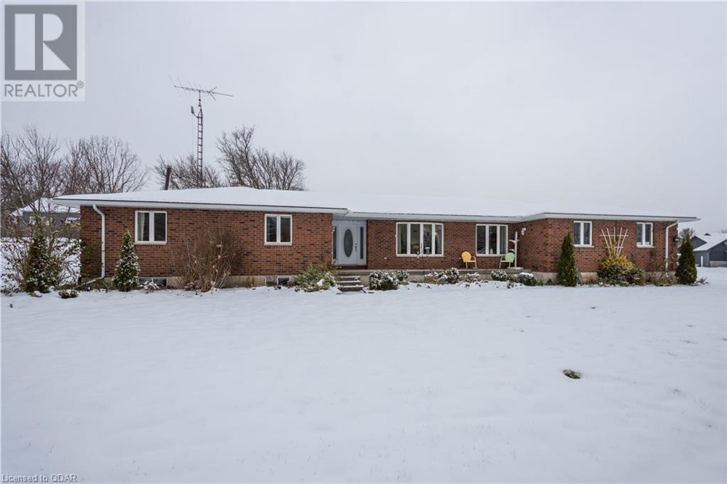 House for sale at 593 Bird Rd Stirling Ontario - MLS: 40047612