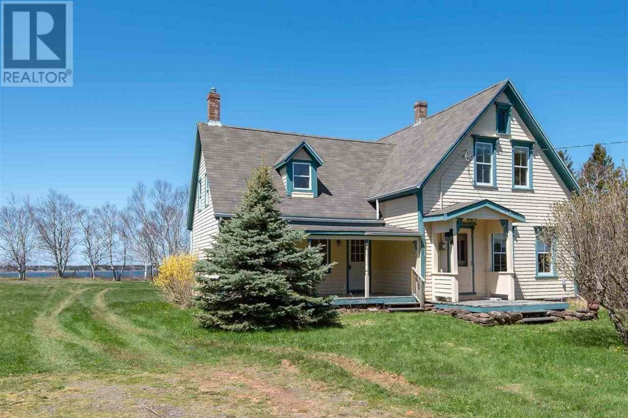 House for sale at 593 Blooming Pt. Rd Mount Stewart Prince Edward Island - MLS: 202008453