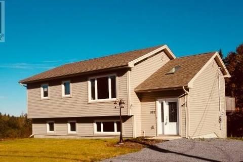 House for sale at 593 Latimore Lake Rd Saint John New Brunswick - MLS: NB013619