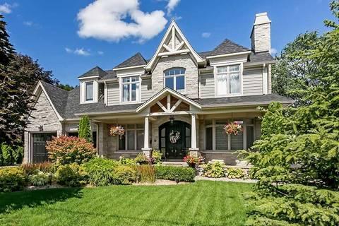 House for sale at 593 Maplehurst Ave Oakville Ontario - MLS: W4555522