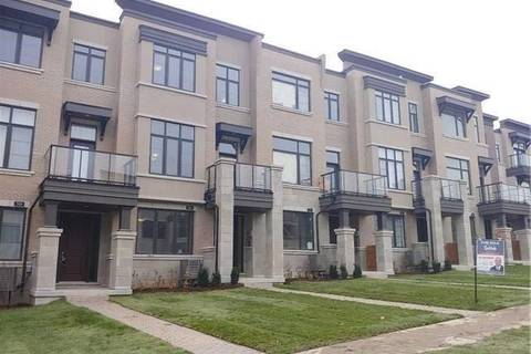 Townhouse for sale at 593 Marc Santi Blvd Vaughan Ontario - MLS: N4517518
