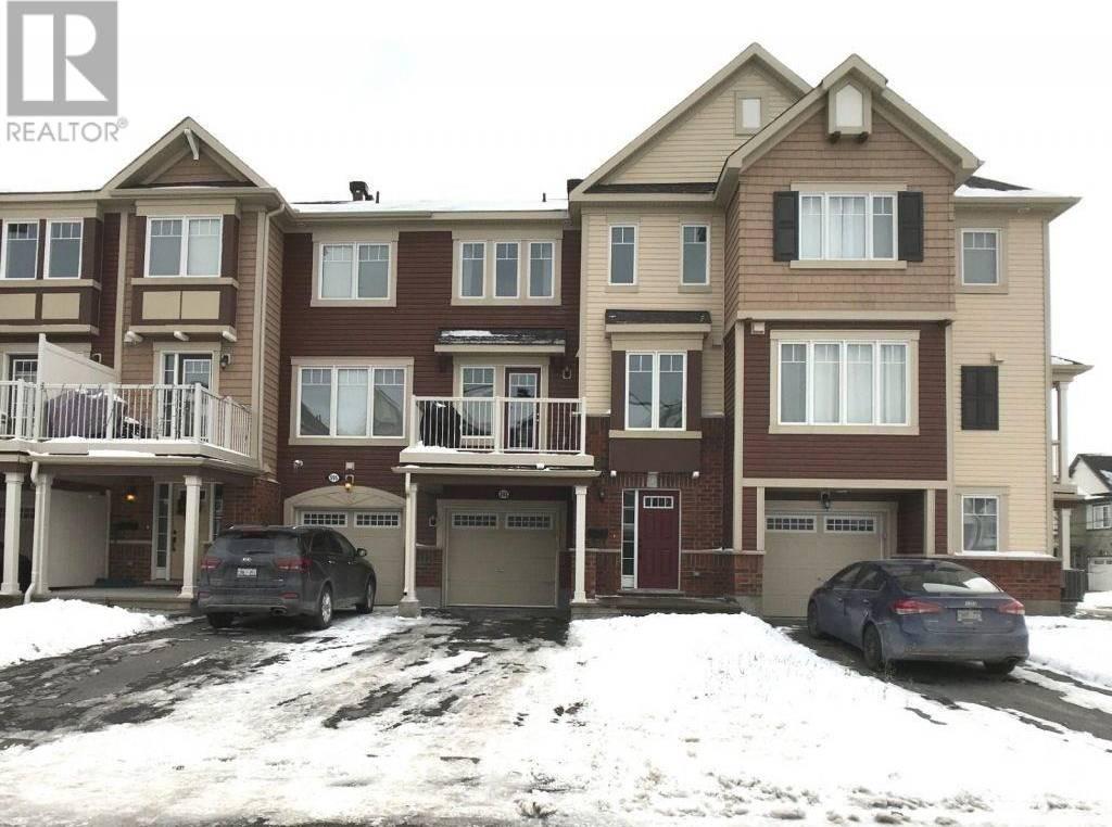 Townhouse for sale at 593 Meadowcreek Circ Kanata Ontario - MLS: 1175829