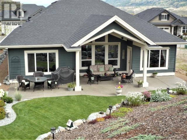 House for sale at 593 Stoneridge Drive Dr Kamloops British Columbia - MLS: 155737