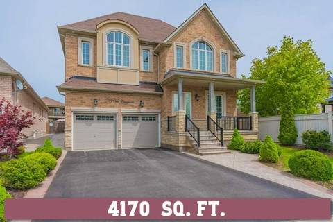 House for sale at 593 Via Campanile Dr Vaughan Ontario - MLS: N4464535