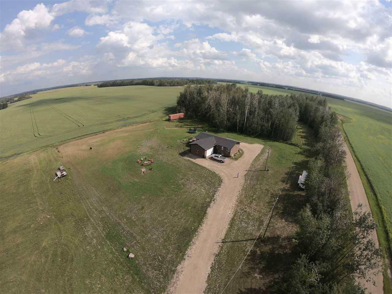 House for sale at 59325 Rgrd  Rural Westlock County Alberta - MLS: E4177195