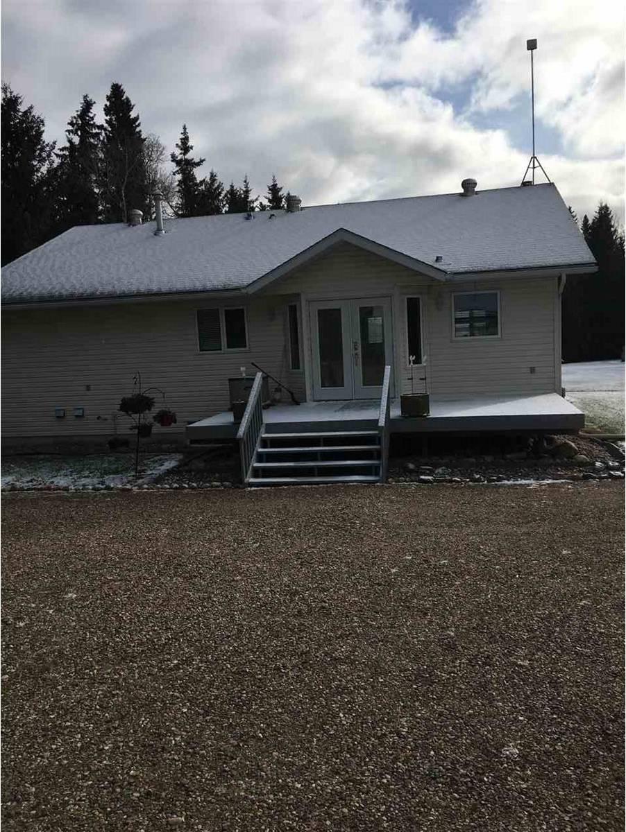 House for sale at 59327 Range Rd Rural Smoky Lake County Alberta - MLS: E4178274