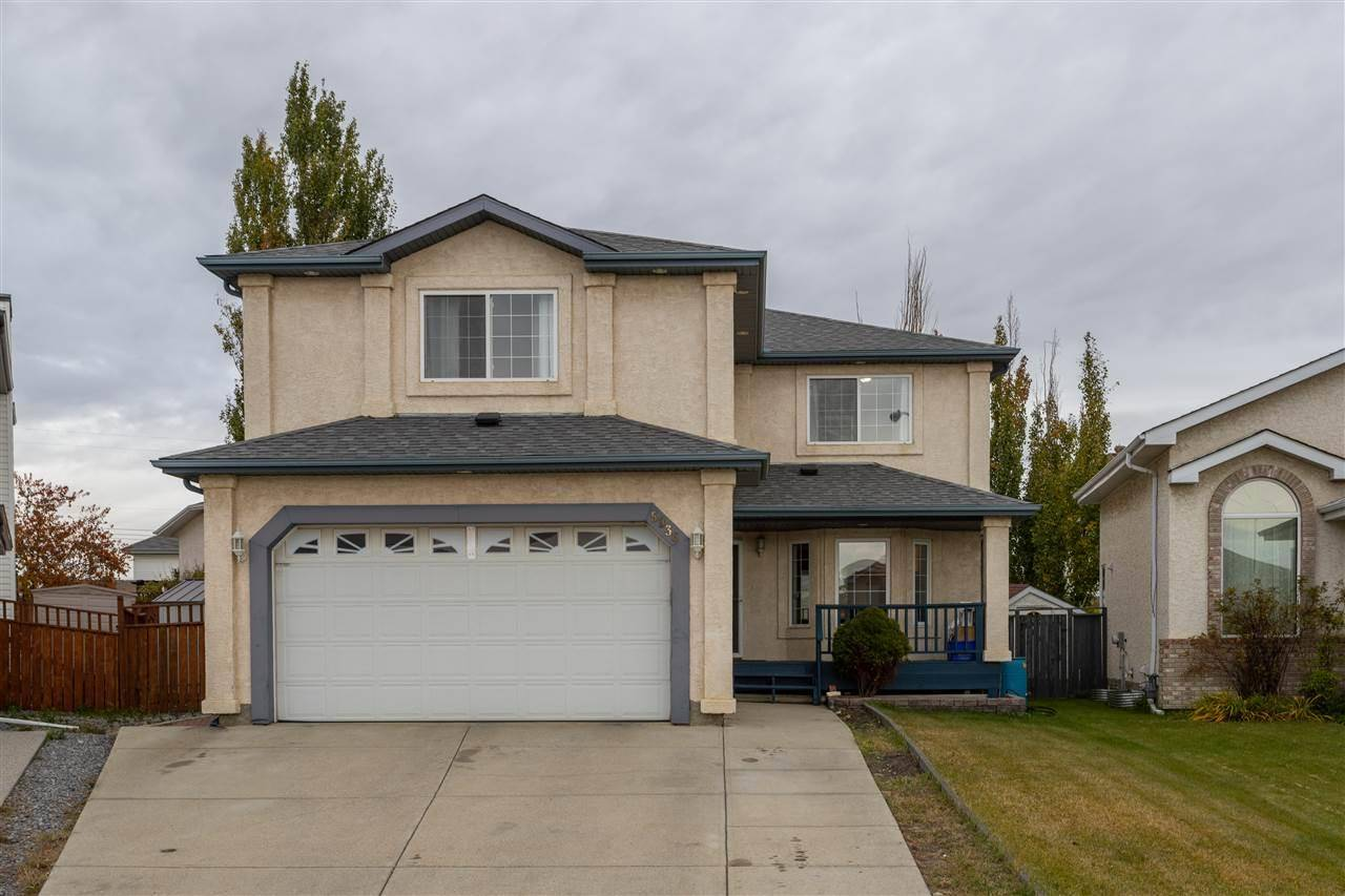 House for sale at 5936 162a Ave Nw Edmonton Alberta - MLS: E4176654