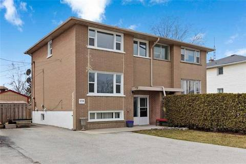 Townhouse for rent at 594 Appleby Line Line Burlington Ontario - MLS: W4512114