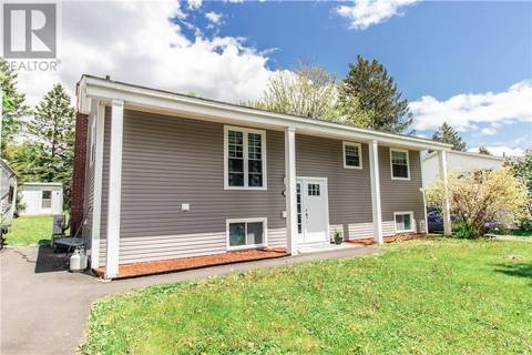 House for sale at 594 Broad St Fredericton New Brunswick - MLS: NB025808