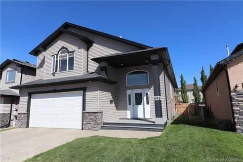 House for sale at 594 Edinburgh Rd W Lethbridge Alberta - MLS: LD0169254