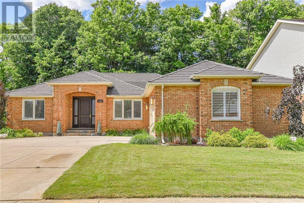 House for sale at 594 Leighland Dr Waterloo Ontario - MLS: 30784027