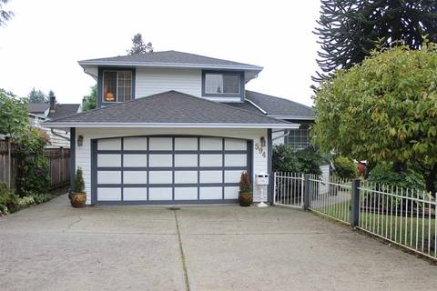 House for sale at 594 Nicola Ave Coquitlam British Columbia - MLS: R2412319