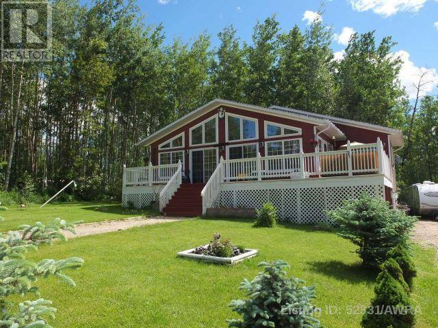 House for sale at 594039 Range Rd Woodlands County Alberta - MLS: 52331
