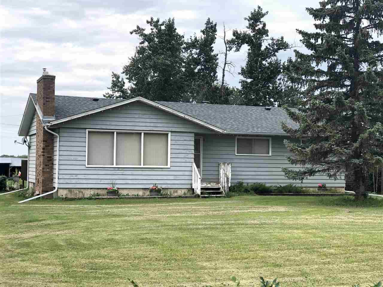 House for sale at 59432 Rge Rd Rural Westlock County Alberta - MLS: E4170741