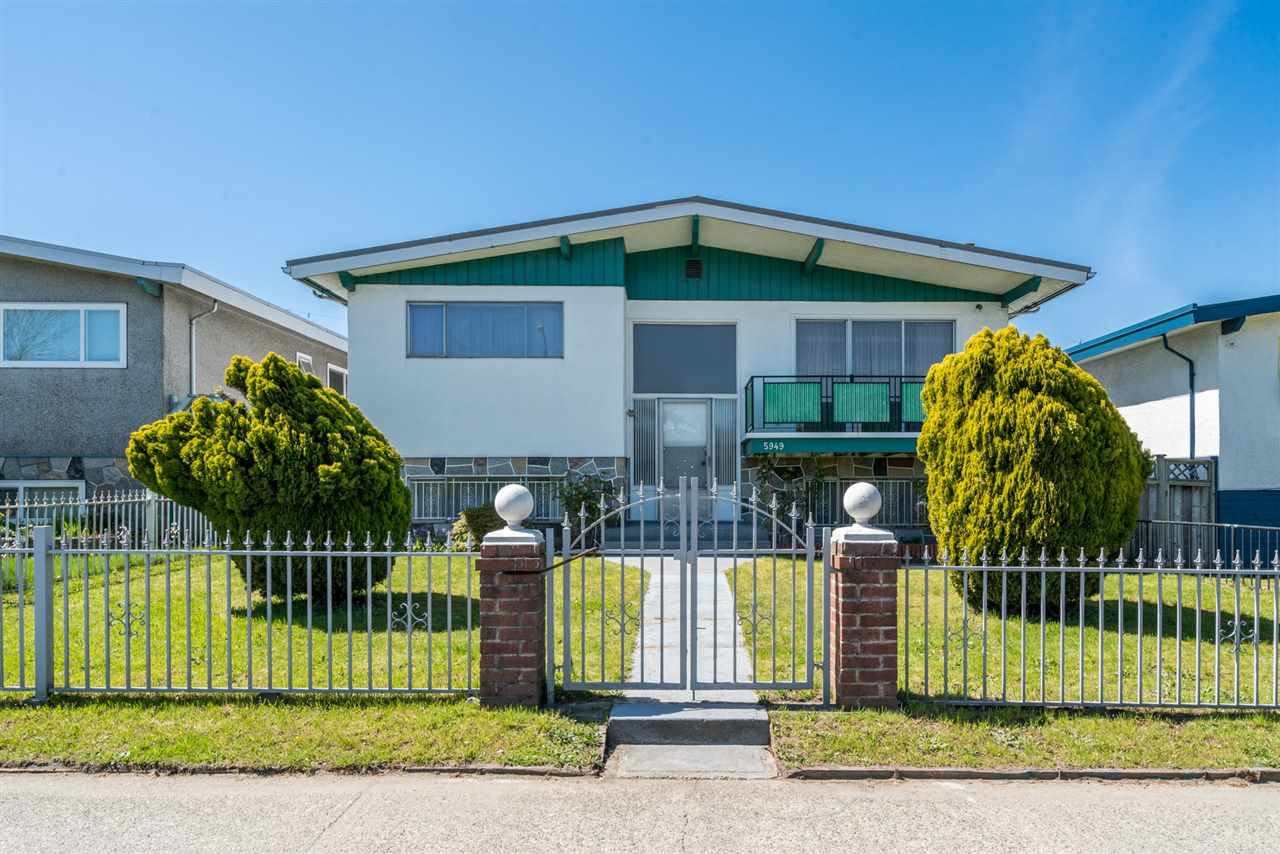 Removed: 5949 Knight Street, Vancouver, BC - Removed on 2018-06-15 20:09:15