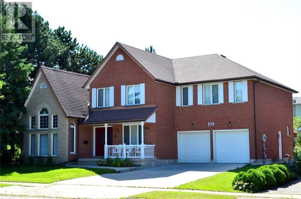 House for sale at 595 Beechwood Dr Waterloo Ontario - MLS: 30754888