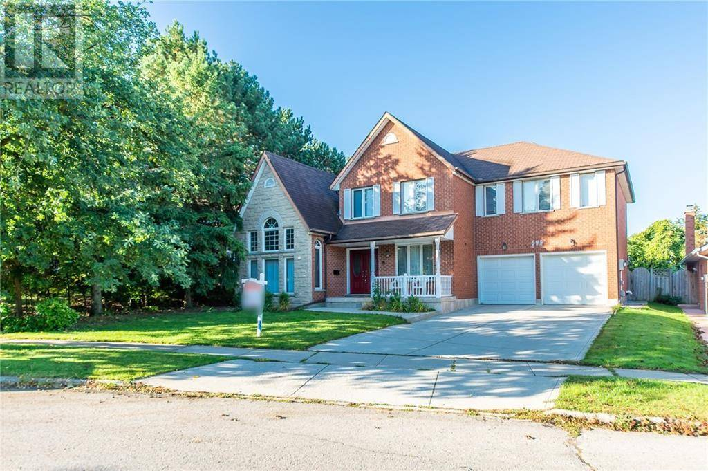 House for sale at 595 Beechwood Dr Waterloo Ontario - MLS: 30767783