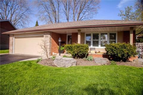 House for sale at 595 Braemor Ct Oshawa Ontario - MLS: E4458757