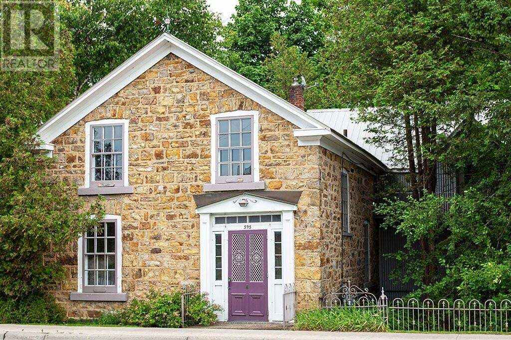 House for sale at 595 King St E Gananoque Ontario - MLS: K20003780