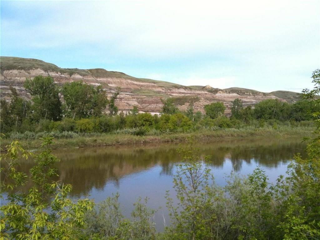 Residential property for sale at 595 Riverside Dr E Downtown Drumheller, Drumheller Alberta - MLS: C4255596